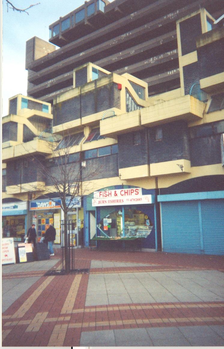 Gateshead car park